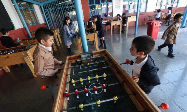 Escuela Eduardo Frei Montalva