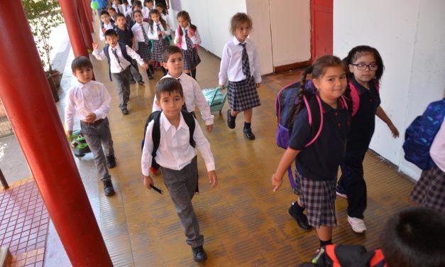 Escuela Rosalina Pescio Vargas