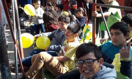 El dia del estudiante en peñaflor