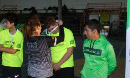 Liceo de Peñaflor campeón de Básquetbol sub 17