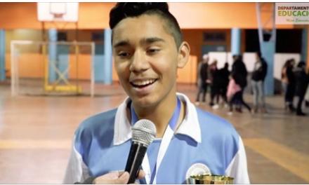 Escuela Teresa de Calcuta campeona comunal de Futsal