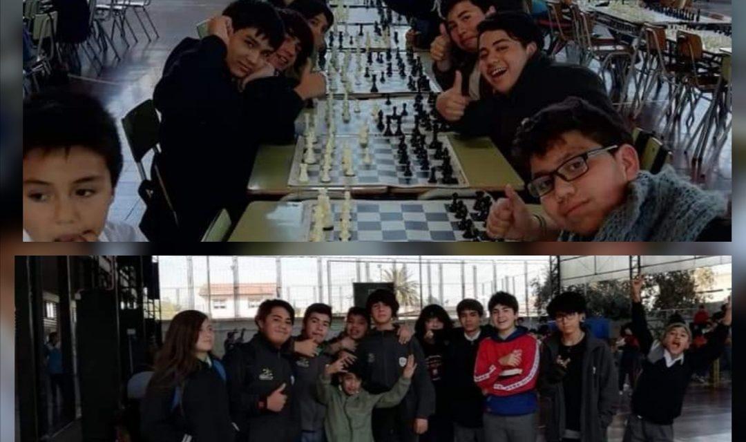 Tercer campeonato de ajedrez